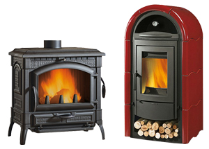 le migliori caldaie a pellet gallery of vendita stufe a On stufe combinate legna pellet nordica