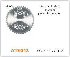Disco ATD I013