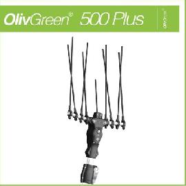 OlivGreen 500 Plus